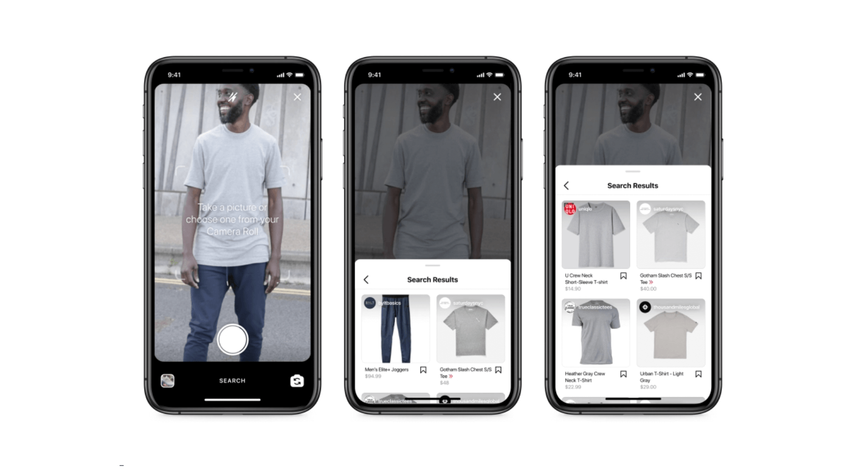 Visual Search on Instagram